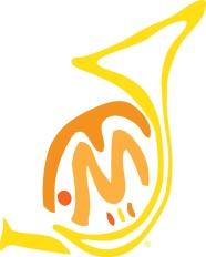 A colour version of the logo!