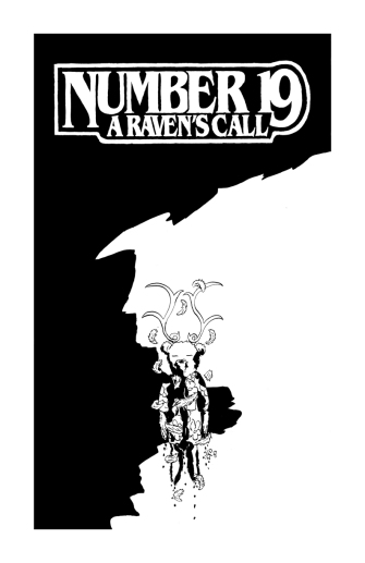 A Raven's Call Cover For Web