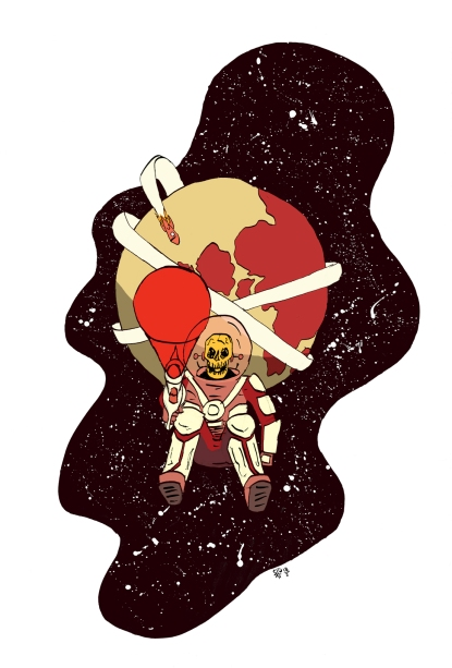 Spaceman For Web