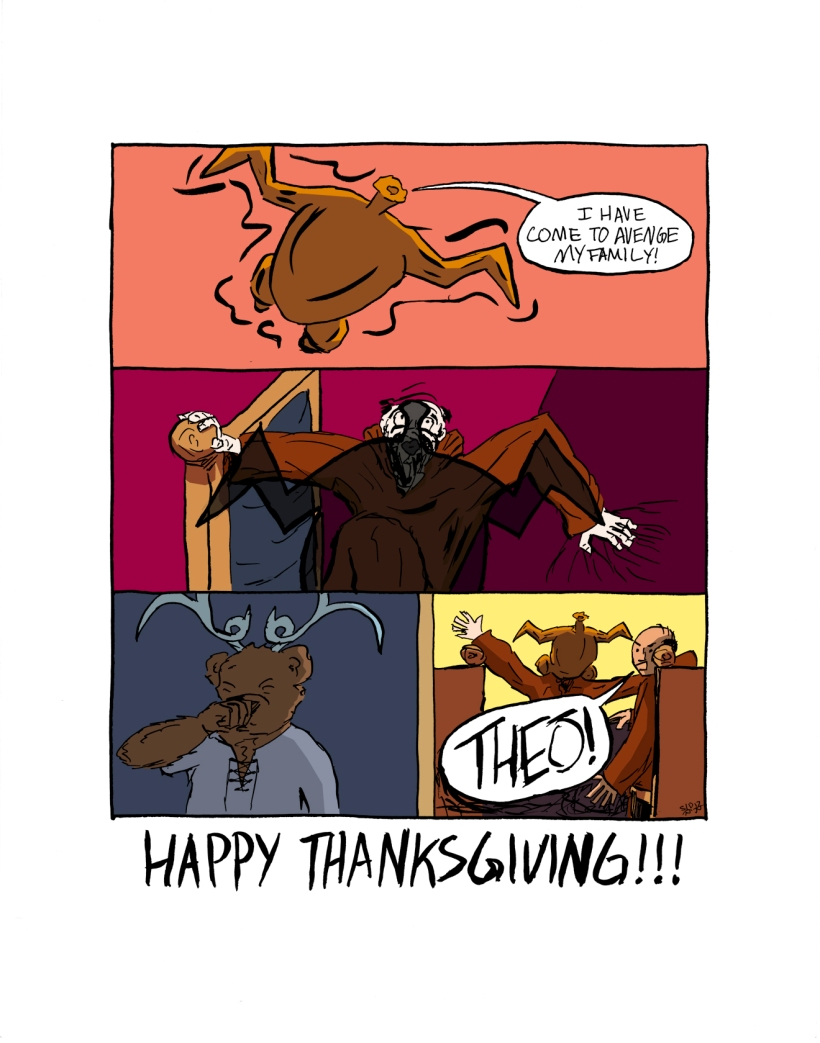 2017 thanksgiving comic For Web