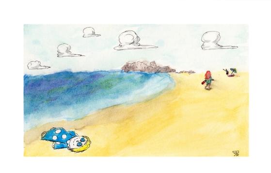 Beach sceen 1 Seth D Nelson For Web