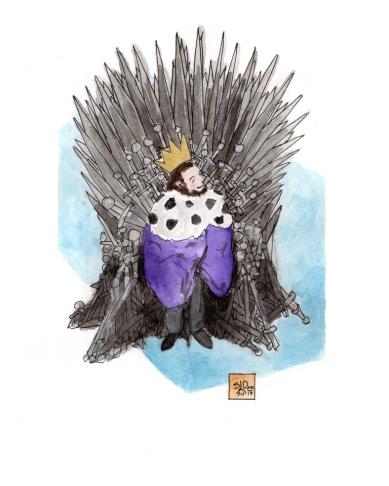 King Aaron